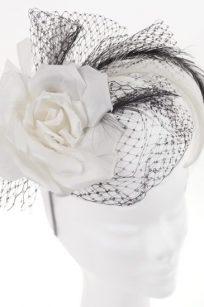 Bibi fleurs blanches