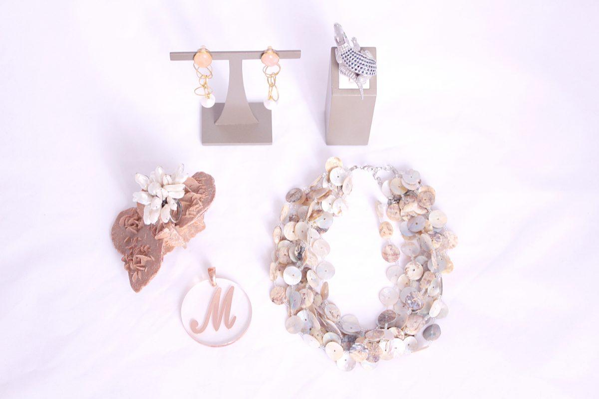 bijoux en nacre et perle
