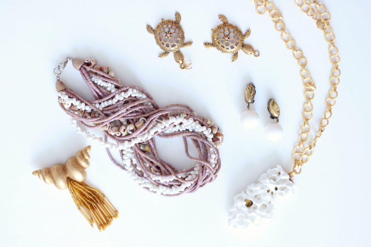 bijoux coquillage tendance